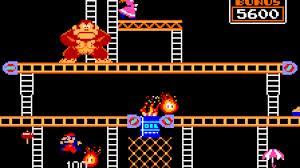 Imagen del videojuego Donkey Kong